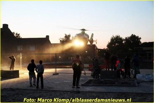 Lifeliner2 inzet Nieuw Lekkerland Foto: Marco Klomp