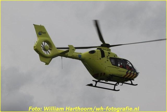 Lifeliner1 inzet Nijkerk Foto: William Harthoon (7)
