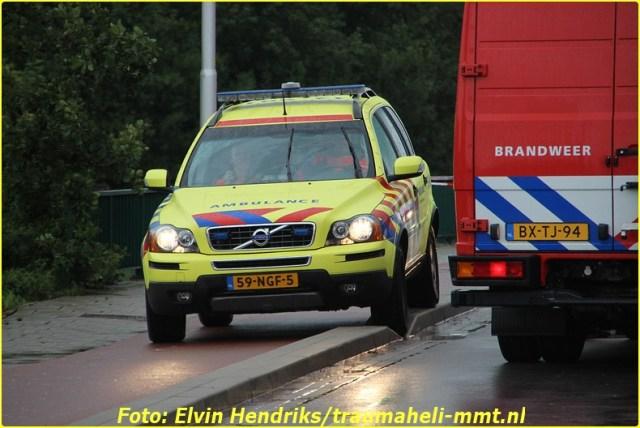 MMT1 inzet Aalsmeer Foto: Elvin Hendriks