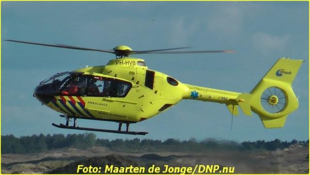 Lifeliner1 inzet Egmond aan Zee Foto: Maarten de Jonge