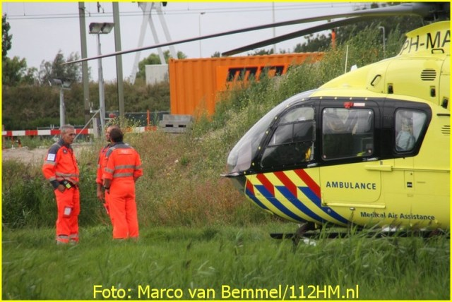 Lifeliner2 inzet Moordrecht Foto: Marco van Bemmel (12)