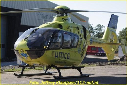 Lifeliner4 inzet Burgum Foto: Jeffrey Klaaijsen (1)