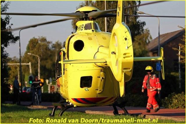 Lifeliner1 inzet Aalsmeer Foto: Ronald van Doorn