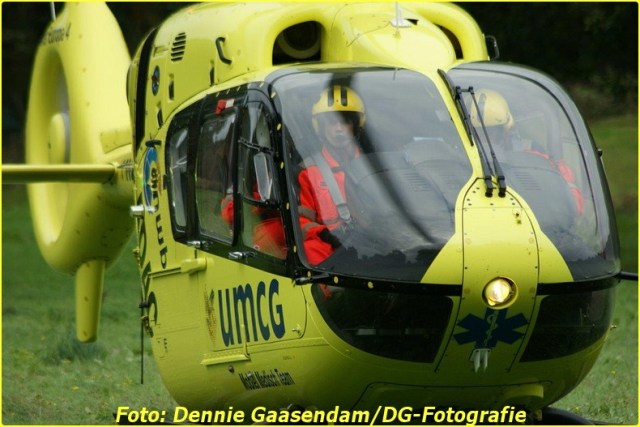 Lifeliner4 inzet Tynaarlo Foto: Dennie Gaasendam (11)