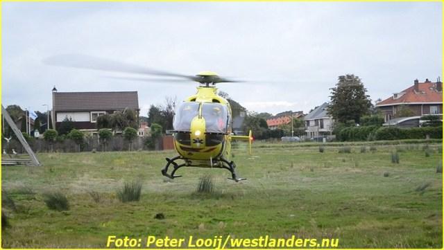 Lifeliner2 inzet Naaldwijk Foto: Peter Looij