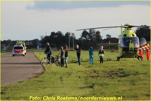 Lifeliner1 inzet Gorredijk Foto: Chris Roelsma