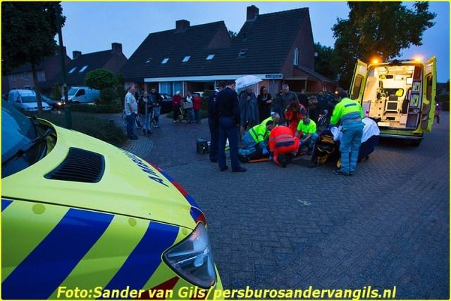 9 Oktober Lifeliner3 inzet Esch Foto: Sander van Gils (15)