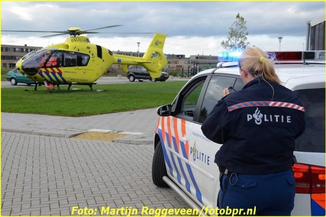 4 Oktober Lifeliner2 inzet Berkel en Rodenrijs Foto: Martijn Roggeveen