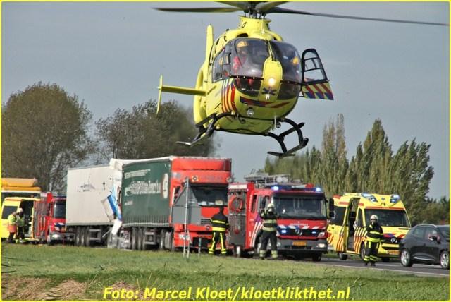 ongeval a58 136,0 kruiningen 22-10-2013 007-BorderMaker