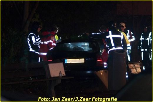 2013-11-29 eenzijdig ongeval Franselaan, Rotterdam 020-BorderMaker