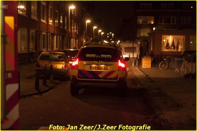 2013-12-19 inzet MMT Russischestraat, Rotterdam 005-BorderMaker