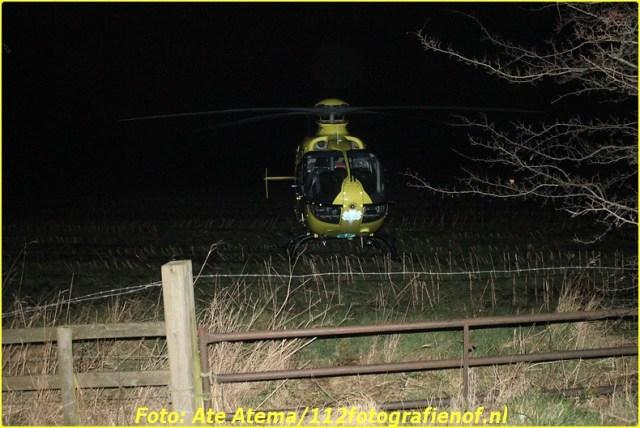 2014-01-08 Foto's van dodelijk ongeval in Jistrum (16)-BorderMaker
