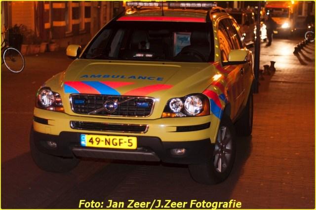 2014-01-11 Onwelwording in wijnlokaal, Hoogstraat 010-BorderMaker