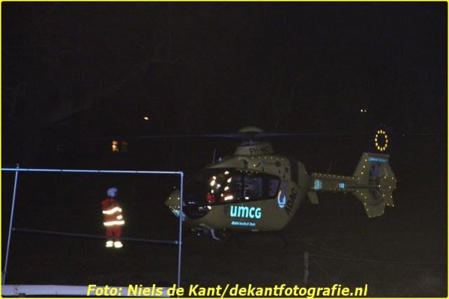 Vrouw gewond bij ongeval N378-7-BorderMaker