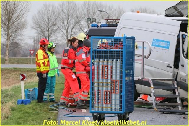 ongeval s'-heerenhoeksedijk overzande 13-2-2013 092-BorderMaker