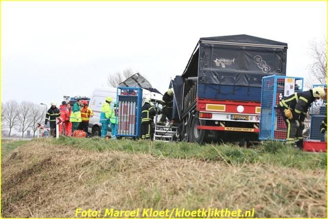 ongeval s'-heerenhoeksedijk overzande 13-2-2013 104-BorderMaker