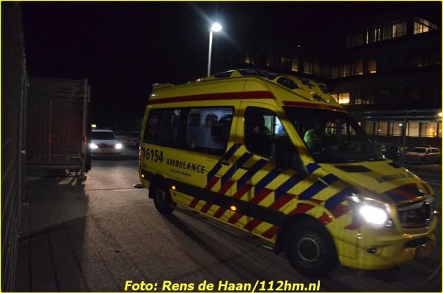 AD_Arrestant zwaar gewond bij Politie Gouda_Rens de Haan (12)-BorderMaker