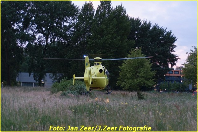 2014-06-24 Lifeliner inzet Vlaardingen 028-BorderMaker
