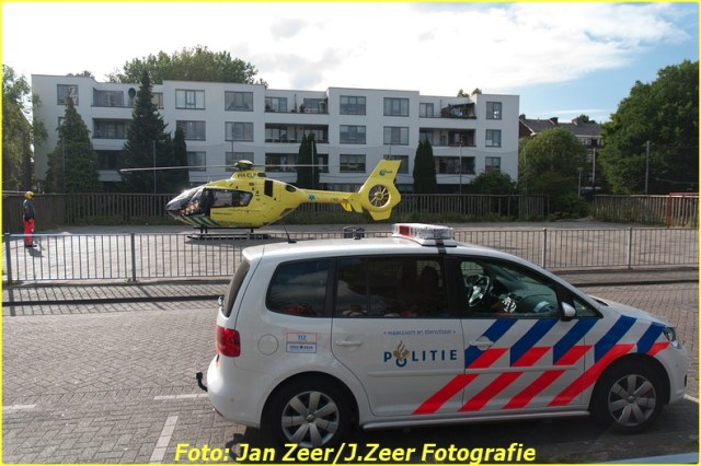 2014-07-15 Traumahelikopter Witte Dorp 011-BorderMaker