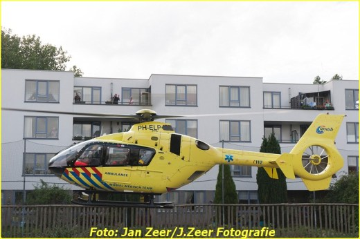 2014-07-15 Traumahelikopter Witte Dorp 014-BorderMaker