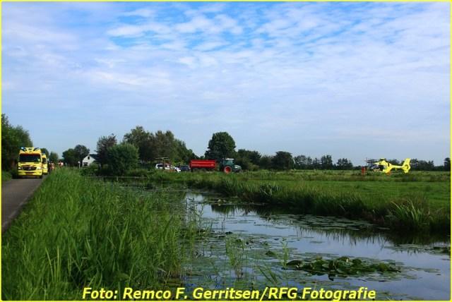 15-08-29 Prio 1 Verkeersongeval (Lifeliner) - Lecksdijk (Reeuwijk) (13)-BorderMaker