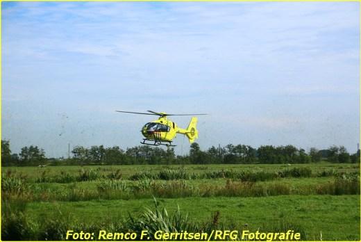 15-08-29 Prio 1 Verkeersongeval (Lifeliner) - Lecksdijk (Reeuwijk) (26)-BorderMaker