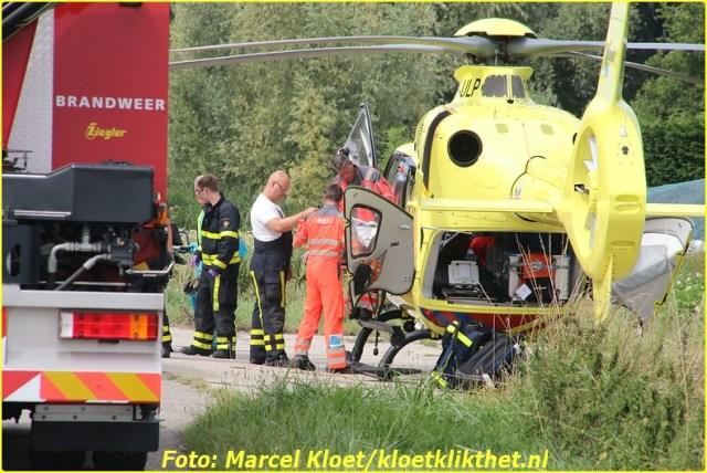 ongeval met een persoon Repelweg Goes 9-8-2015 041-BorderMaker