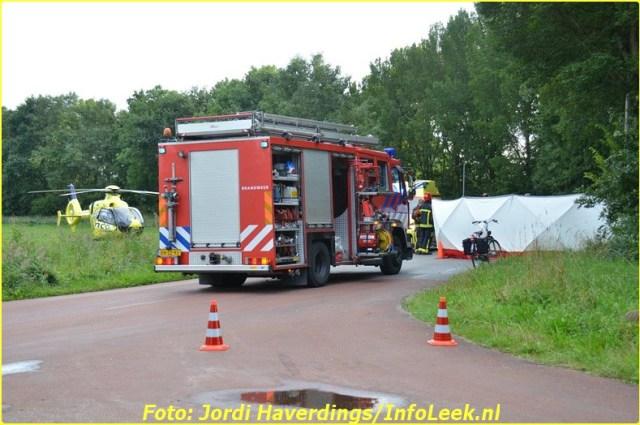 Dodelijk verkeersongeval Hoofdstraat Oostwold-4-BorderMaker