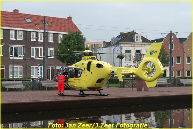 2015-10-19 Dubbele traumahelikopter inzet Schiedam 036-BorderMaker