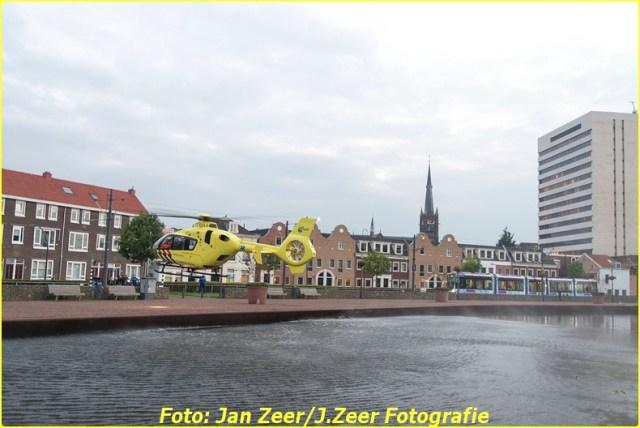 2015-10-19 Dubbele traumahelikopter inzet Schiedam 039-BorderMaker