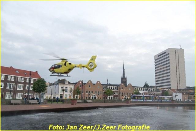 2015-10-19 Dubbele traumahelikopter inzet Schiedam 040-BorderMaker