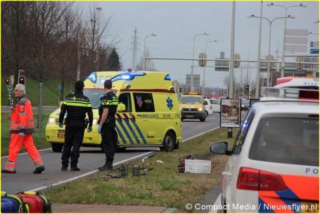 Verkeersongeval Assen 011 Nieuwsflyer-BorderMaker