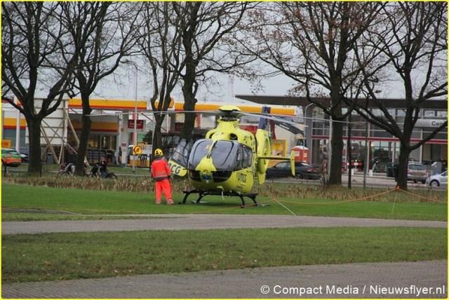Verkeersongeval Assen 018 Nieuwsflyer-BorderMaker