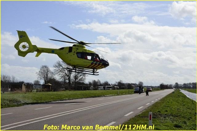 Ongeval Zijdeweg N475 Ouderkerk ad IJssel (17)-BorderMaker