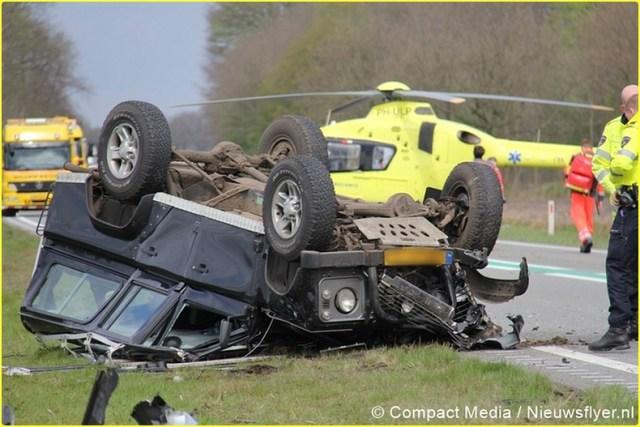 Ongeval N34 Odoorn 077 Nieuwsflyer-BorderMaker
