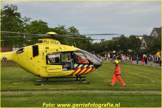 woensdag 6 juli Hoorn 8 uur  3-BorderMaker