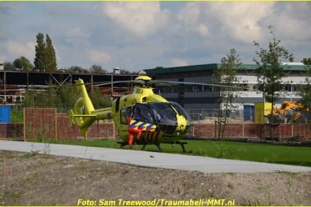 17 September Lifeliner2 Delft Van Embdenstraat