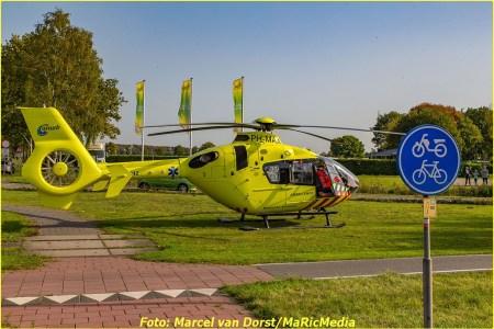 16 Oktober Lifeliner2 Oosterhout Vijf Eikenweg