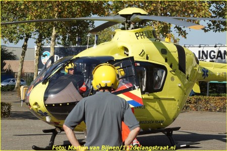 15 Oktober Lifeliner3 Kaatsheuvel Hoofdstraat