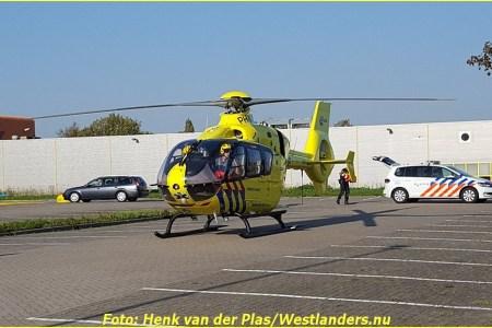 15 Oktober Lifeliner2 Wateringen 's-Gravenzandseweg