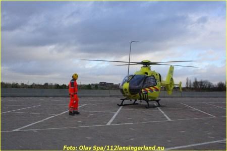 23 November Lifeliner2 Berkel en Rodenrijs...