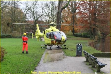 21 November Lifeliner2 Delft Westplantsoen