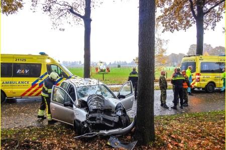 21 November Lifeliner3 Sint-Oedenrode Lieshoutseweg