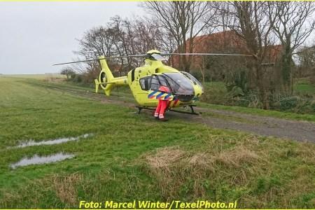 4 Januari Lifeliner1 De Cocksdorp Hoofdweg