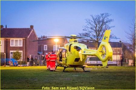 6 Januari Lifeliner3 Eindhoven Kanaaldijk-Noord