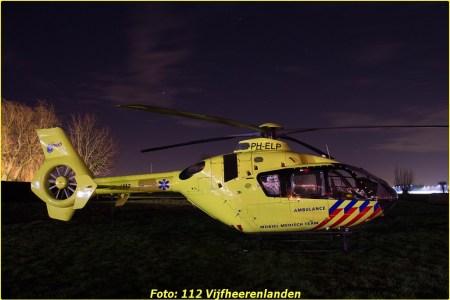 15 Februari Lifeliner2 Hoornaar Hoge Giessen