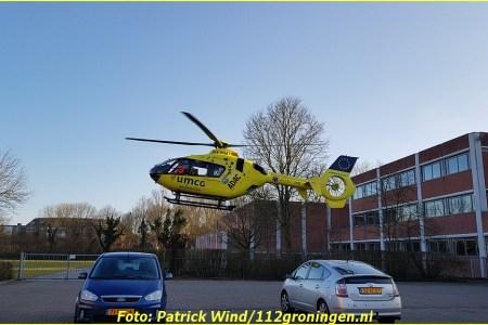 14 Maart Lifeliner4 Groningen Eikenlaan
