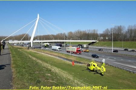 19 Maart Lifeliner2 Rotterdam A16