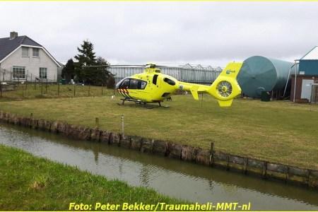 13 Maart Lifeliner2 Delfgauw Kooltuin