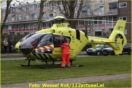 17 Maart Lifeliner1 Hilversum Karel Doormanlaan
